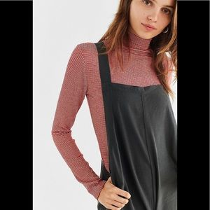 UO shapeless tencell overalls